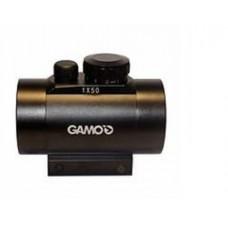 Коллиматорный прицел Gamo 1×50 Weaver