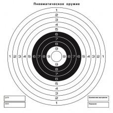 Мишень для пневматики (140х140)