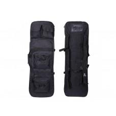 Оружейный кейс 115 см (1150х260х80 мм, черный, Оксфорд 600D)