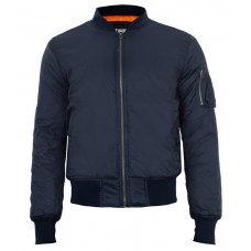 КУРТКА BASIC BOMBER NAVY Size M SURPLUS 203530.10