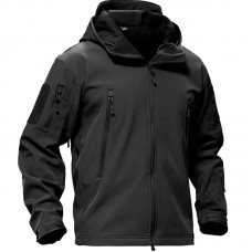 Куртка мембранная Sharkskin V Soft Shell Assault BLACK size  AS-UF0008B