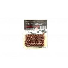 Шарики омедненные BORNER-Premium в блистере 4,5 мм (250 штук)