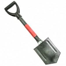 """Лопата """"СЛЕДОПЫТ"""" штыковая автомобильная, металл. черенок с ручкой, в чехле"""