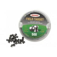 Пули Люман Field Target 4,5 мм, 0,68 грамм, 500 штук
