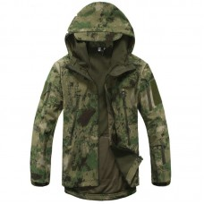 Куртка мембранная Sharkskin V Soft Shell Assault ATACS-FG size  AS-UF0008AF