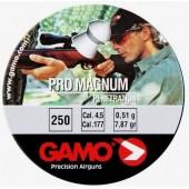 Пули GAMO PRO MAGNUM 4,5 мм 250 шт