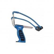 Рогатка MK-SL08, синяя, с магазином