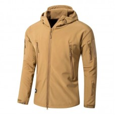 Куртка мембранная Sharkskin V Soft Shell Assault COYTE size  AS-UF0008CB
