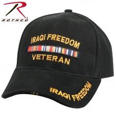 Кепка Deluxe Low  Profile Iraqi Freedom код Rothco 9338